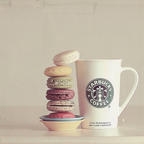 coffee-cookies-lifestyle-macaroons-Favim.com-134066
